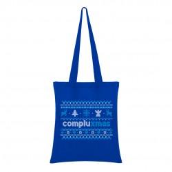 Bolsa CompluXmas Azul