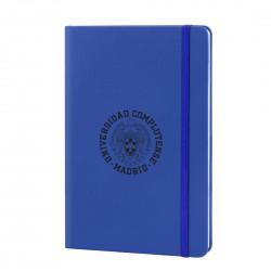 Cuaderno UCM tipo Moleskine...