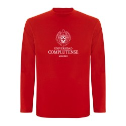 Camiseta Complutense ML chico