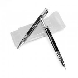 Set bolígrafo + portaminas...