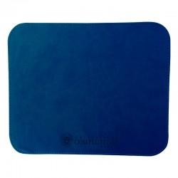 Mousepad UCM de piel azul