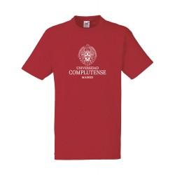 Camiseta básica Complutense...