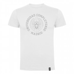 Camiseta UCM Collection BLANCO