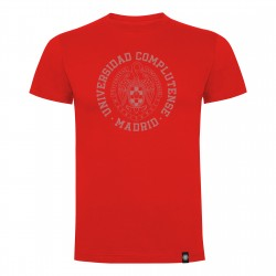 Camiseta UCM Collection ROJO