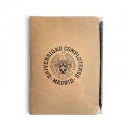 Cuaderno Reciclado de 80...