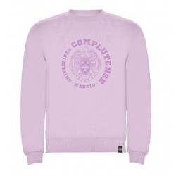 Sudadera UCM Rosa Collection